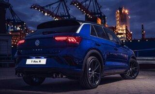 VIDEO | Proovisõit: Volkswagen T-Roc R – 300-hobujõuline pisimaastur vanaemale