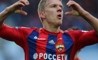 Endine CSKA mängija: viina ma enam ei taha, Venemaal sai liiga palju joodud