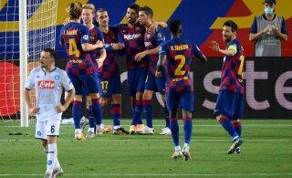 Bayern tampis Chelsea maa sisse, Barcelona kukutas konkurentsist Napoli