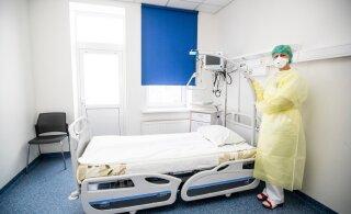 EKSPERIMENT | Kas tervishoiuasutused annavad koroonaviiruse sümptomitega inimesele nõu, mis võiks haigust hoopis levitada?