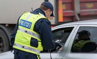 ФОТО: В Ласнамяэ и Пирита водителей проверили на трезвость