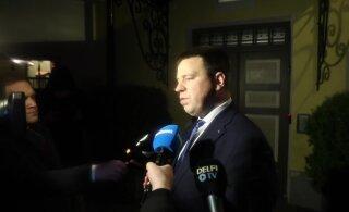 VIDEO | Valitsus otsis kolm tundi Toompeal lahendusi tekkinud kriisile. Ratas: mina töötan kindlasti selle nimel, et see koalitsioon jääks püsima