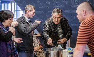 FOTOD | Esimesel angerjafestivalil läks kaubaks koguni poolteist tonni angerjat