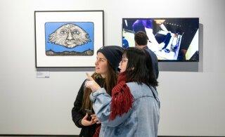 EV100 tähistav vabadusekunst jõudis 100 000 külastajani, näitused jätkuvad