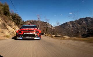 Citroen ähvardab: kui FIA ei täida meie nõudmisi, lahkume WRC-sarjast
