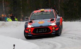 Hyundai otsus tähendab, et WRC-sarja MM-tiitlile kandideerib üks mees vähem