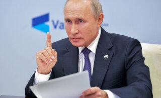 Путин заявил, что лично поручил выпустить Навального на лечение в Германию