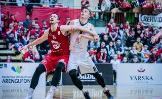 TIPPHETKED | Pärnu alistas kindlalt Rapla ja kindlustas edasipääsu poolfinaali
