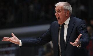 Selgus Euroliiga läbi aegade edukaima treeneri palk