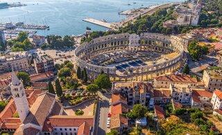 Хорватия открывает границы для жителей десяти стран ЕС, в том числе Эстонии