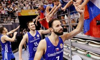 Tšehhi alistas korvpalli MM-il Poola ning heitleb nüüd Serbiaga