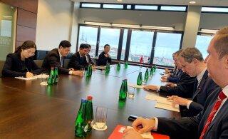 Посольство Китая в Эстонии требует внести изменения в ежегодник Департамента внешней разведки