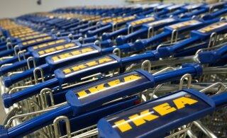 Магазин IKEA наймет свыше 40 работников в Эстонии