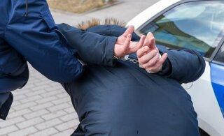 Полиция задержала подростка, напавшего в Таллинне с битой на женщину