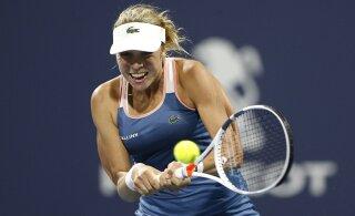 FOTOD | Kontaveit võitis haarava lahingu Tomljanovici vastu ja pääses Miami Openil neljandasse ringi!