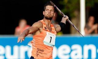 ВИДЕО: Эстонский атлет показал лучший результат сезона в мире