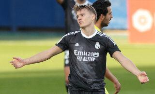AMETLIK | Madridi Real andis talendika norralase taas laenule