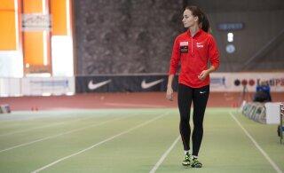 Ksenia Balta jahib nädalavahetusel Eesti meistrivõistlustel olümpianormi