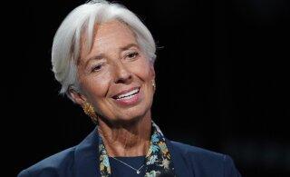 Peagi Euroopa Keskpanga juhi kohale asuv Lagarde: Trump mõjub maailma majandusele laastavalt