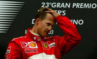 Schumacheri perekond vaikib jätkuvalt vormelilegendi tervise osas