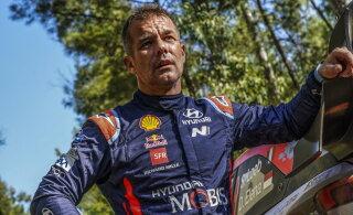 Sebastien Loebi tulevik sai veidi selgemaks, prantslane ja Toyota ei suutnud kokkuleppele jõuda