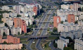 GRAAFIKUD | Tallinna venestumine on müüt. Enamust hoiavad pealinnas eestlased