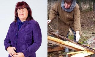 KURIOOSUM | Inga Raitari välikäimla lasti õhku: ajakirjanik süüdistab kaitseväelasi!