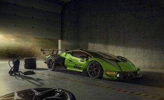 Lamborghini avalikustas oma seni võimsaima mudeli