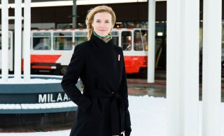 Rail Baltic Estonia juht Riia Sillave lahkub ametist