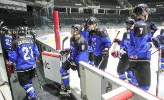 Молодежная сборная Эстонии потерпела обидное поражение