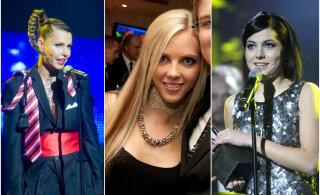 VÕRDLE | Igavene noorus või hoopis iluoperatsioonid? Eesti kuulsused, kes pole sel kümnendil päevagi vananenud!