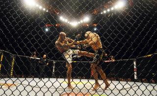 VIDEO | UFC matšis saadud vigastus ajas isegi sarjajuhil südame pahaks