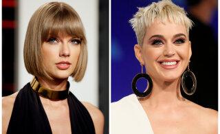 Katy Perry sugulussidemetest Taylor Swiftiga: me kakleme pidevalt nagu perekond