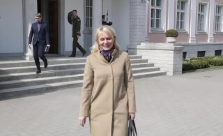VIDEO | Presidendiga kohtunud Riina Solman: riigipea andis ka omalt poolt mõned head ideed