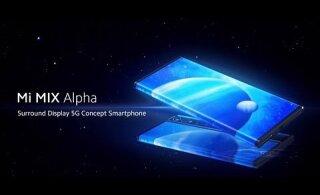 VIDEO | Xiaomi tutvustas müstilist telefoni, millel on kaks korda rohkem ekraani kui tavatelefonil