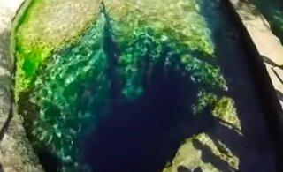 ФОТО | Таинственный колодец Иакова — одно из самых опасных мест на планете