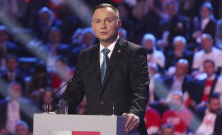 Президент Польши заявил, что Россия не заслуживает доверия