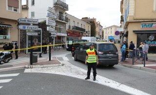 Prantsusmaal barrikadeeris mees end lühikeseks ajaks muuseumi ja kirjutas araabiakeelseid ähvardusi
