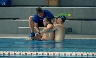 TV3 VIDEO | Üliohtlik katse - Eesti tippujuja vajus vee all kokku!