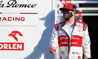 Alfa Romeo F1 meeskond teatas järgmise hooaja sõitjad