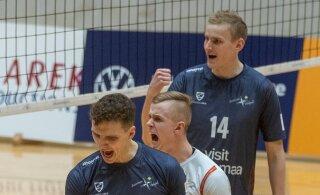 FOTOD | Saaremaa võttis Selveri üle magusa võidu