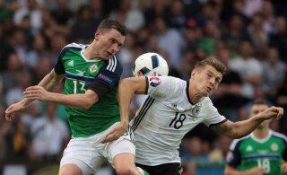 Põhja-Iirimaa põhimees ei pruugi Eesti vastu mängida