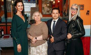 ФОТО | Смотрите, кто пришел на дегустацию итальянских вин Cantina Monpissan в ресторане Attimo