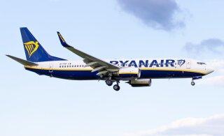 """Аэропорту """"Рига"""" придется выплатить авиакомпании Ryanair почти 1,6 млн евро"""