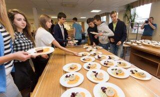 Tallinna koolilõunad jäävad lahjaks lihakastmeks ning supileemeks
