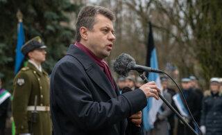 Välisminister viibib täna Lätis Riia rahulepingu 100. aastapäeva tähistamisel