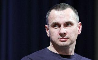 Олег Сенцов — DELFI: Путин — мой враг, единственный и самый главный