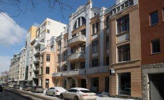 В центре Таллинна продолжается реконструкция улицы Роозикрантси