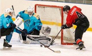 Корона делает свое дело. Эстонский хоккей ушел на карантин