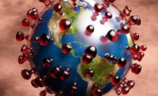 КАРТА | Где в Европе фиксируется больше и меньше всего случаев заражения коронавирусом